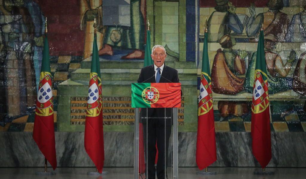 Reelige Portugal a Marcelo Rebelo como presidente