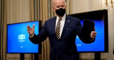 Reanudará Biden conferencias sobre COVID-19