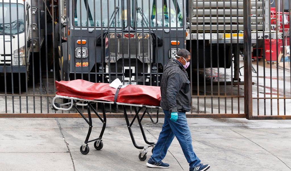 Afirman que Nueva York no contó miles de muertes por COVID-19