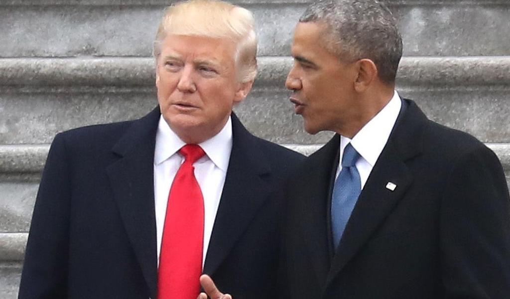 Gracias a la democracia, Trump no logró el 100 % de lo que quería: Obama