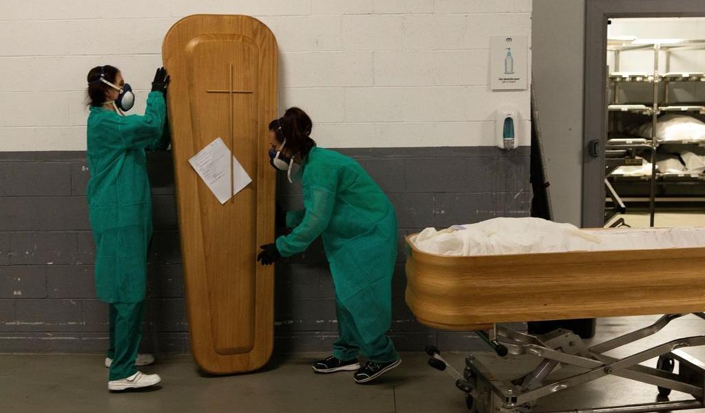 Registra España 724 muertos; mayor cifra de fallecidos de la tercera ola