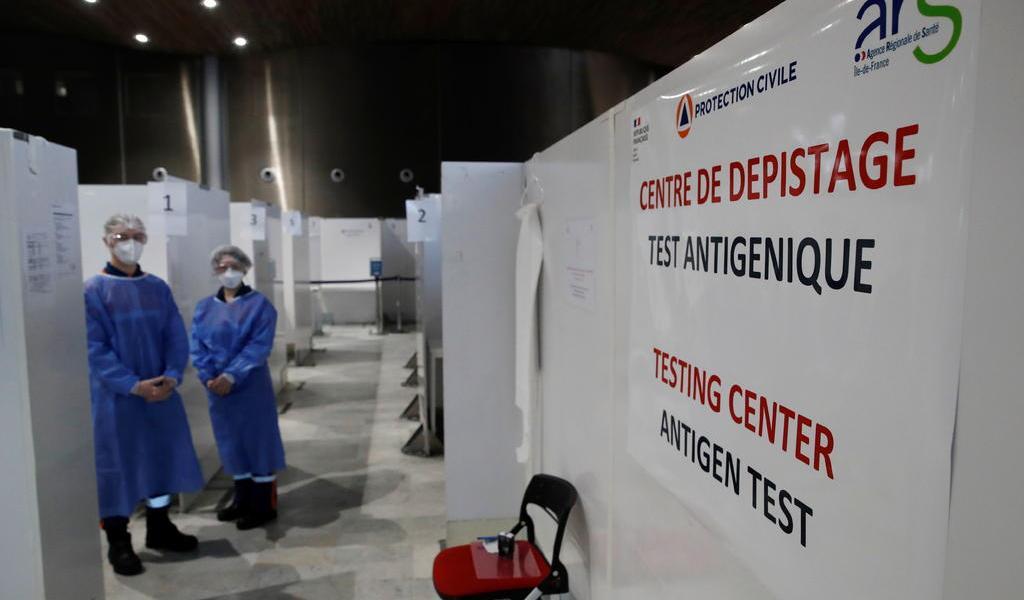 Registra Francia 171 nuevas muertes por COVID-19