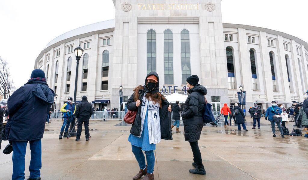 Reabrirán estadios para conciertos y partidos en Nueva York