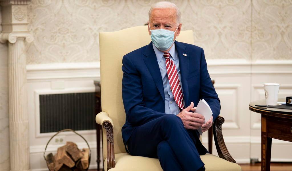 Prepara Biden un discurso sobre la relación de EUA con Europa