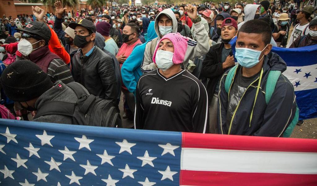 Guatemala se prepara para la llegada 'eventual' de nueva caravana migrante