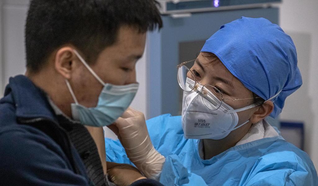 EUA pide a China que revele sus datos sobre primeros días de la pandemia