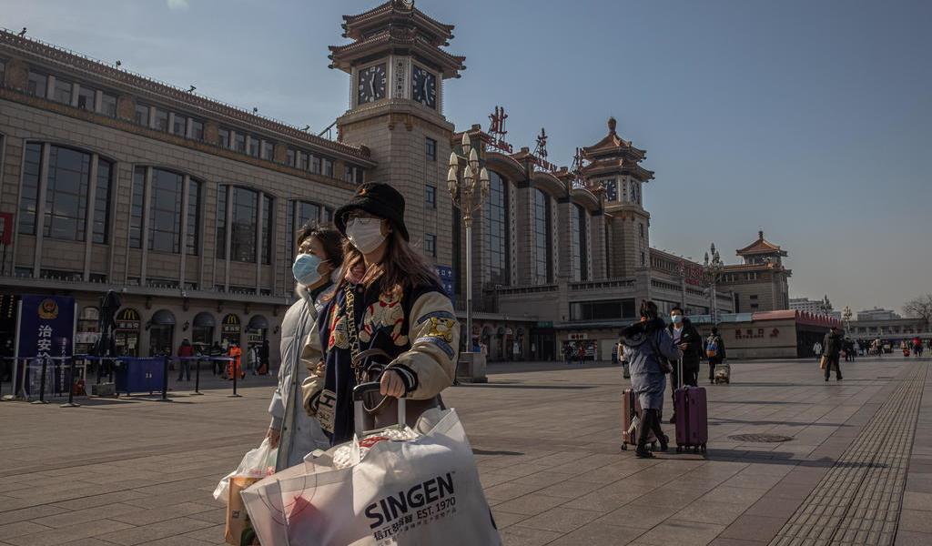 China suma una semana sin contagios locales de COVID-19
