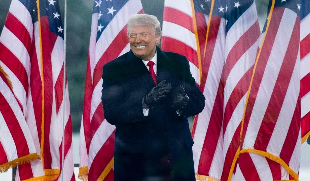 Trump tiene el control republicano