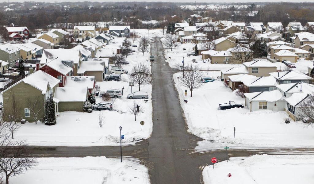 Tormenta invernal deja varios muertos; avanza hacia el noreste de EUA