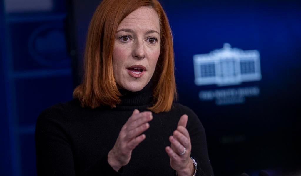EUA hará todo lo posible para frenar brotes de ébola en África:  Jen Psaki