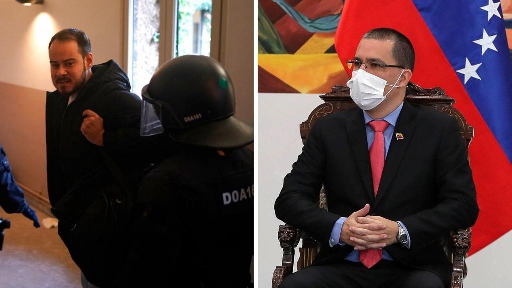 Canciller venezolano manifiesta solidaridad al rapero detenido Pablo Hasél
