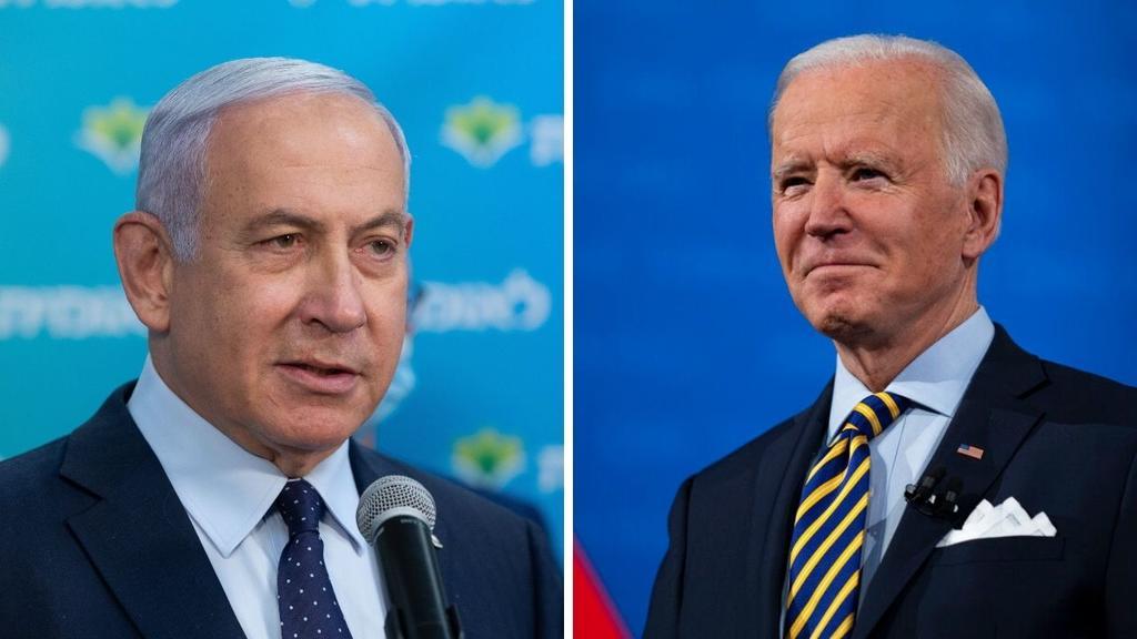 Joe Biden sostiene primera llamada con Benjamín Netanyahu