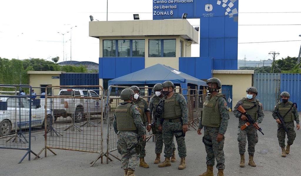 Ascienden a 79 muertos tras motines en prisiones de Ecuador