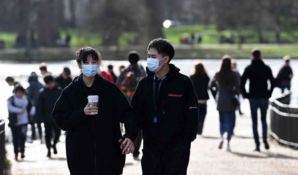 Baja Reino Unido el nivel de alarma al ceder la presión hospitalaria