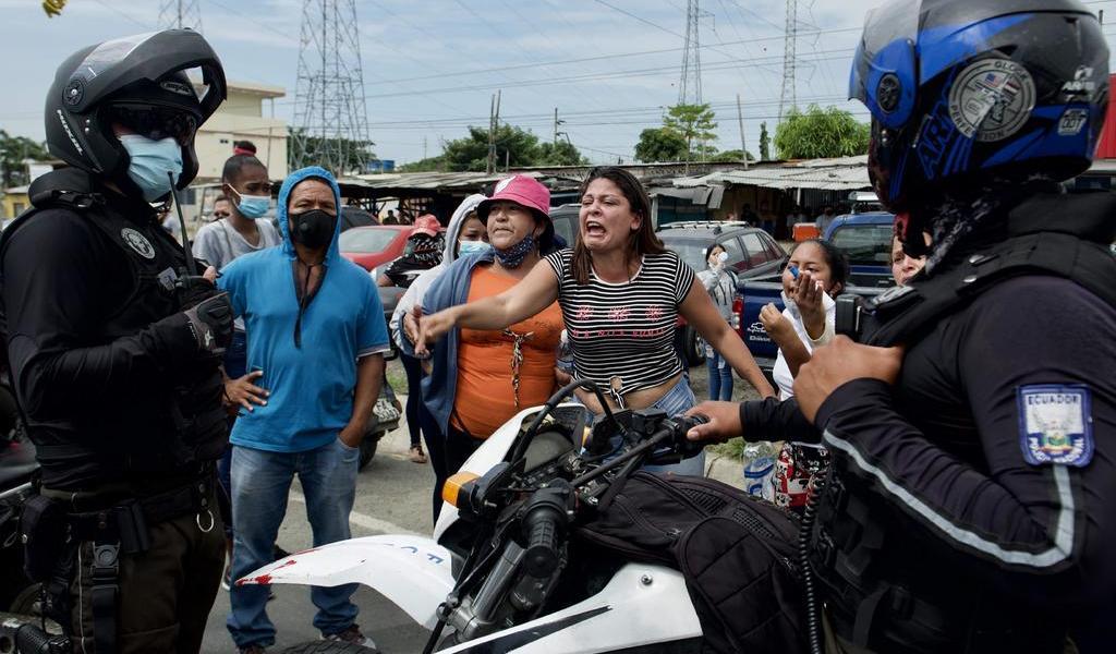 Hay incertidumbre en Ecuador por crisis carcelaria