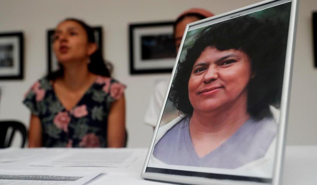 Reiteran exigencia de aclarar caso Berta Cáceres en Honduras