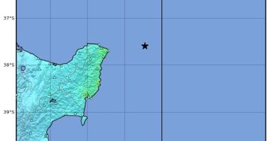 Retiran alerta de tsunami por sismo magnitud 7.3 en Nueva Zelanda