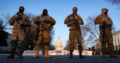 Amenazas de seguridad mantienen al Capitolio como fortaleza vallada
