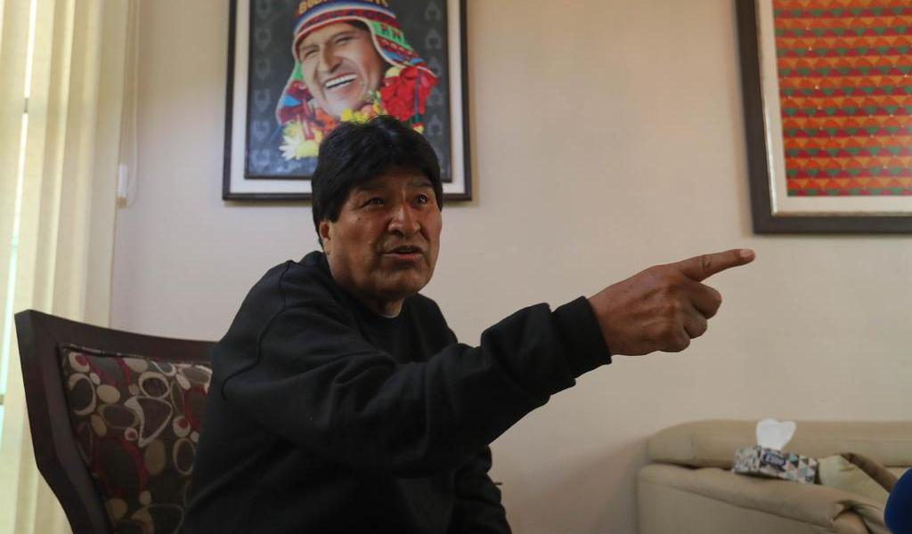 Evo Morales rememora a Hugo Chávez como uno de los 'más grandes patriotas'
