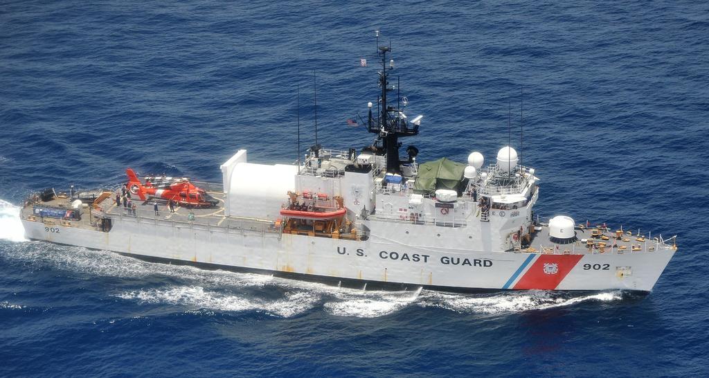 Guardia Costera de EUA intercepta embarcación con 25 haitianos