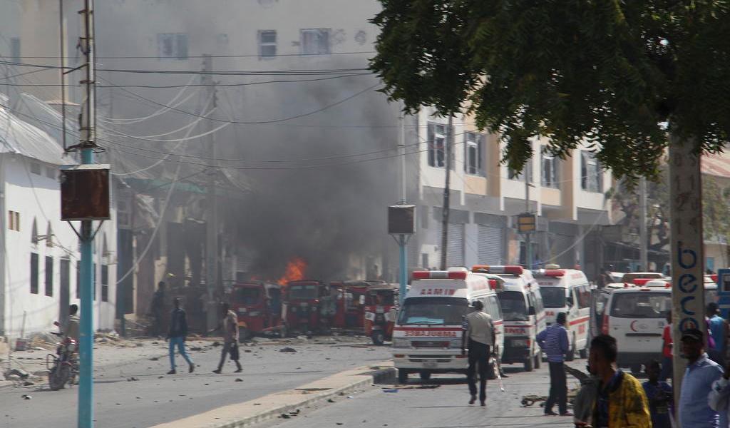 Ataque a restaurante deja al menos 20 muertos en Somalia
