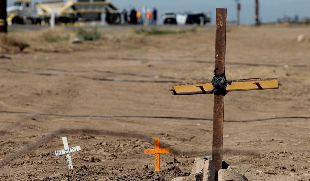 Yesenia murió en el accidente de California; 'ese viaje fue para salvar su vida de la violencia'