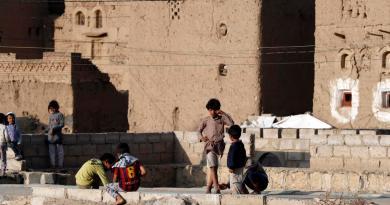 Ataque de artillería en Yemen hiere al menos a siete niños