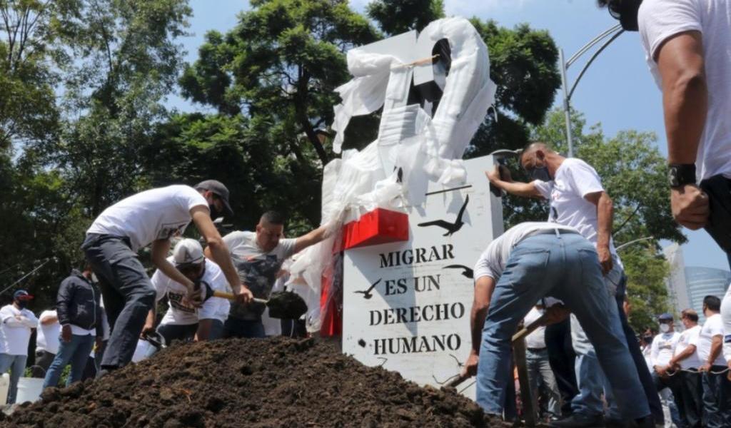 Restos de los 16 migrantes asesinados en Tamaulipas llegarán a Guatemala el viernes