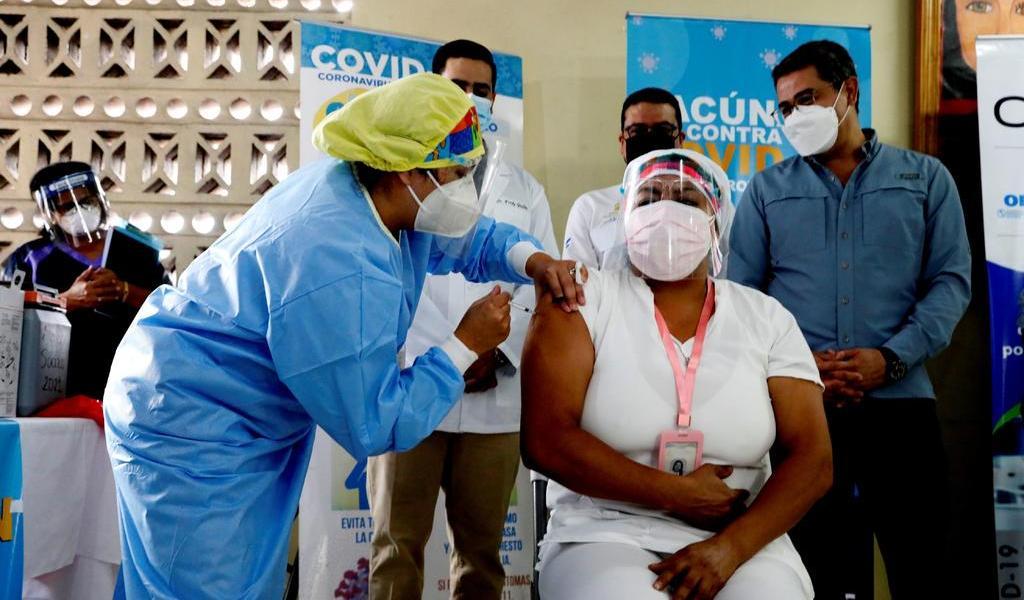Honduras recibirá a finales de marzo segundo lote con 92 mil vacunas de Covax
