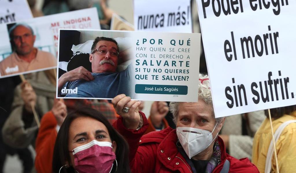 España, séptimo país del mundo donde la eutanasia será legal