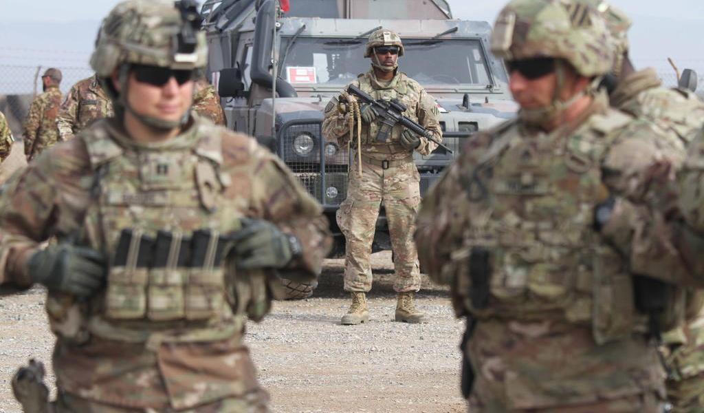 Afirma EUA que todas las opciones para seguir o dejar Afganistán son viables