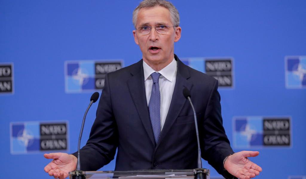 Exhibe OTAN su unidad frente a conducta 'agresiva' de Rusia