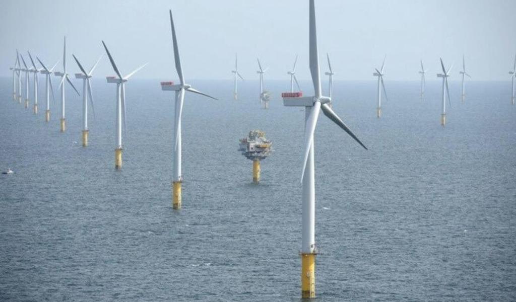Lanza EUA ambicioso plan para expandir sus parques eólicos marítimos