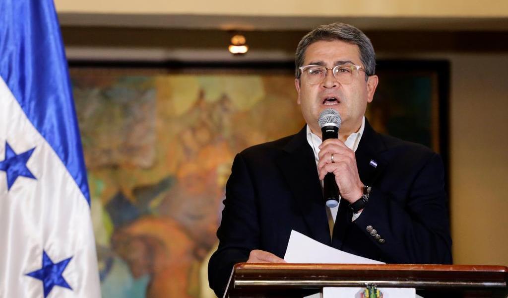 Sentencian a cadena perpetua a hermano del presidente de Honduras