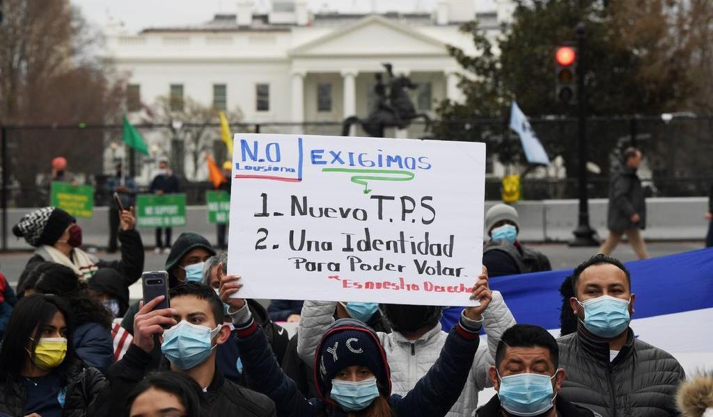 Migrantes con TPS tienen fuertes raíces en EUA
