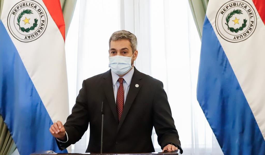 Anuncia presidente de Paraguay que México ha aprobado uso de vacuna india contra COVID