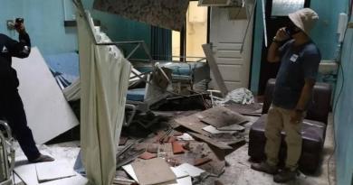 Difunden videos del terremoto en Indonesia de este sábado