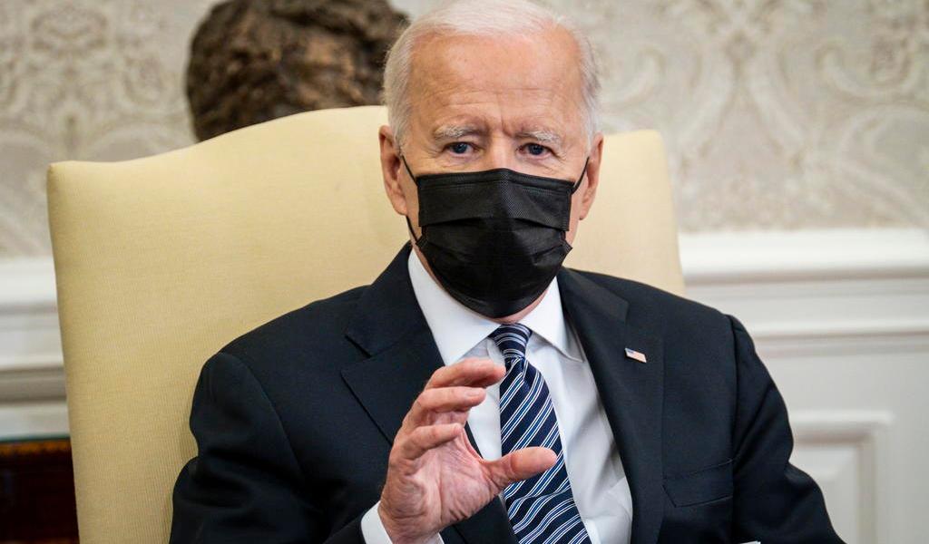 Afirma Biden que es hora de retirar las tropas de Afganistán