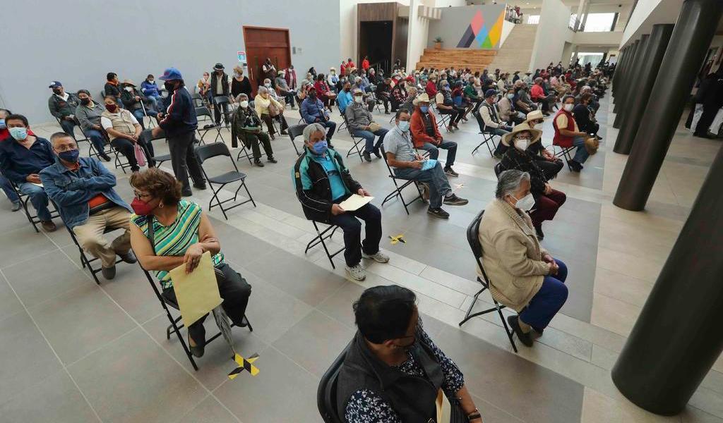 Evalúa OMS declarar 'de interés' variante de COVID detectada en México
