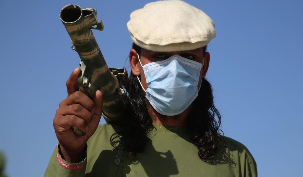 Temen afganos aumento de violencia tras retirada de EUA