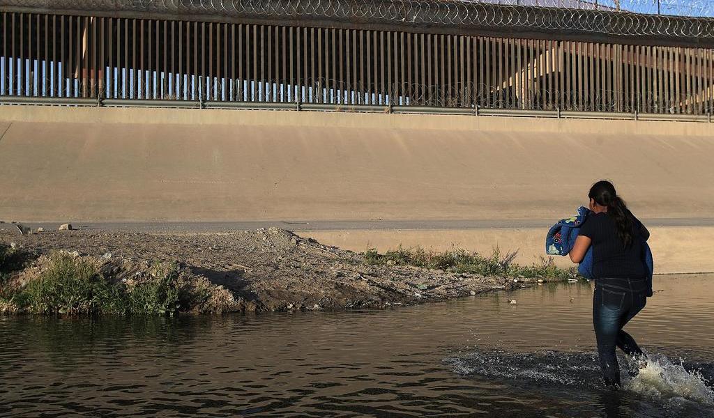 'Imposible que Congreso de EUA apruebe alguna medida migratoria'