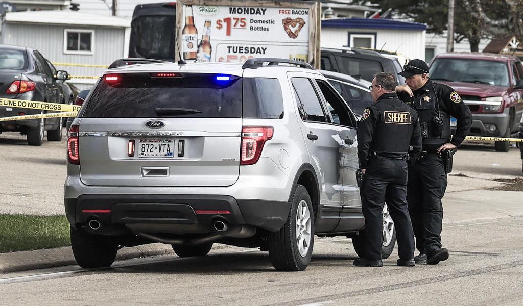 Tiroteo en Wisconsin deja al menos tres muertos y dos heridos