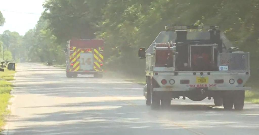 Tres muertos al estrellarse avioneta  en el condado de Clay al noreste de Florida