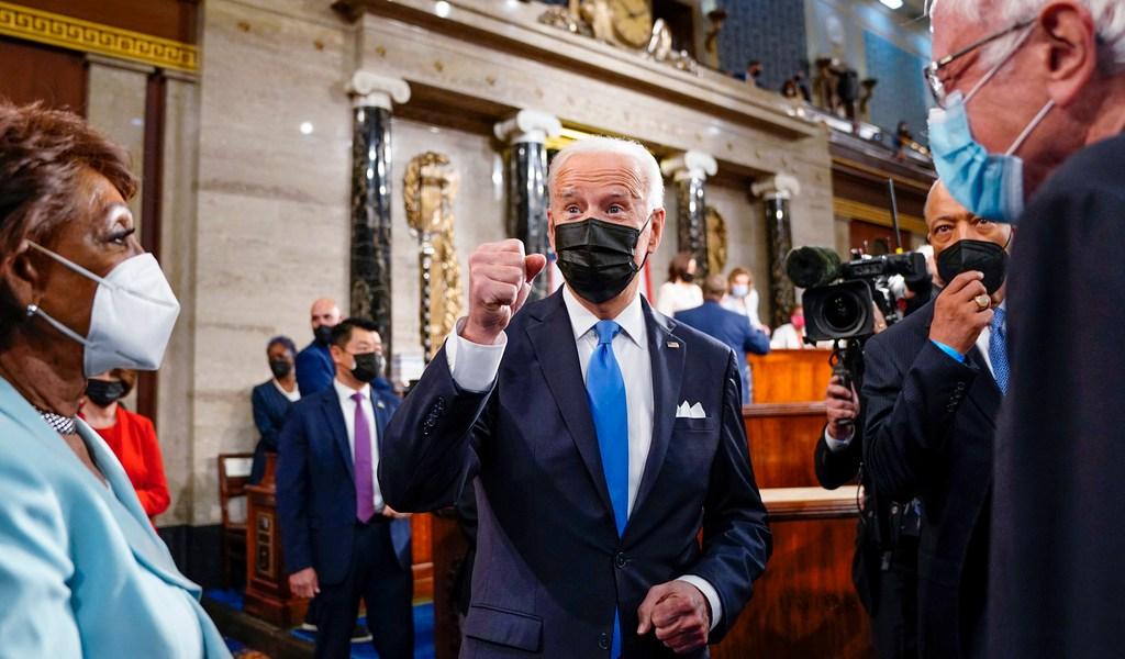 Defiende Biden su proyecto de Gobierno