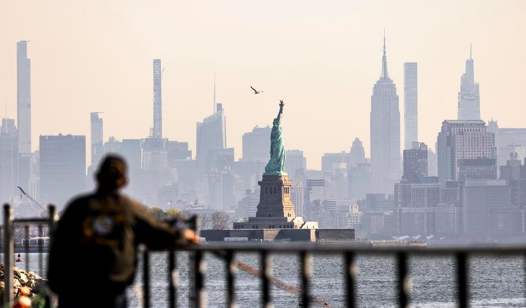 Nueva York 'reabrirá por completo' el 1 de julio
