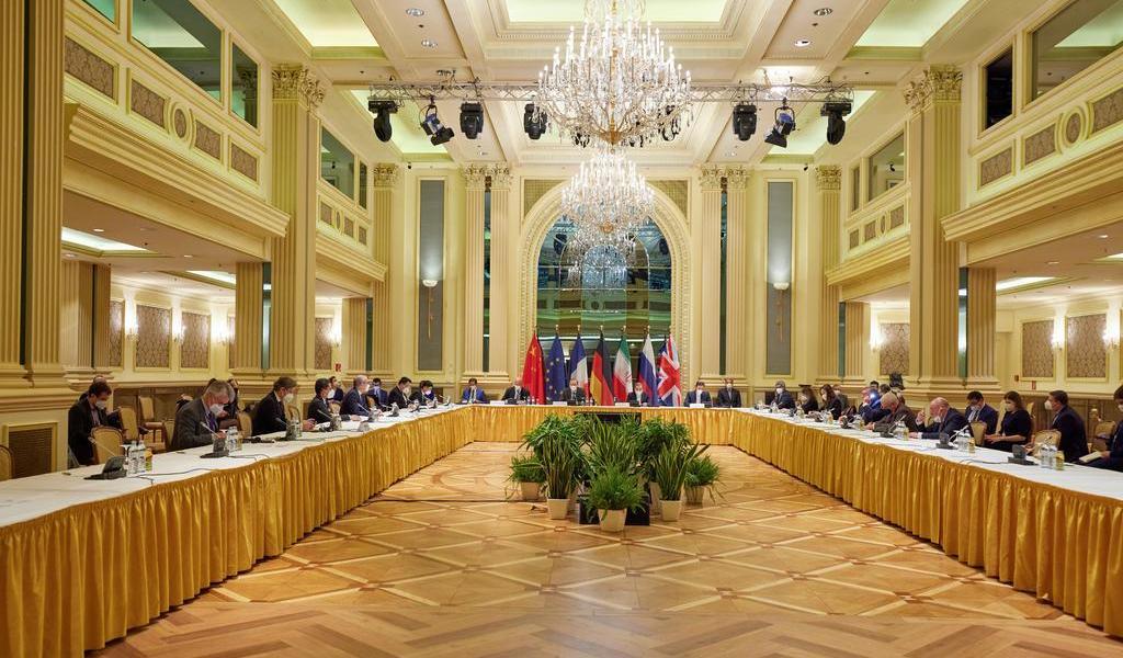 Prevé EUA entendimiento en próximas semanas sobre acuerdo con Irán