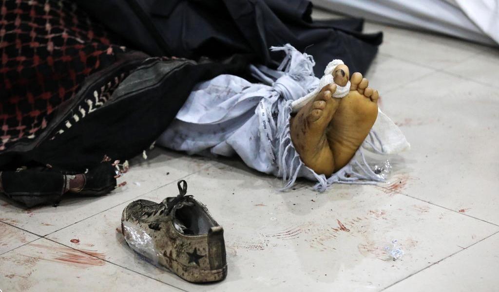 Van 50 muertos por bomba en Afganistán