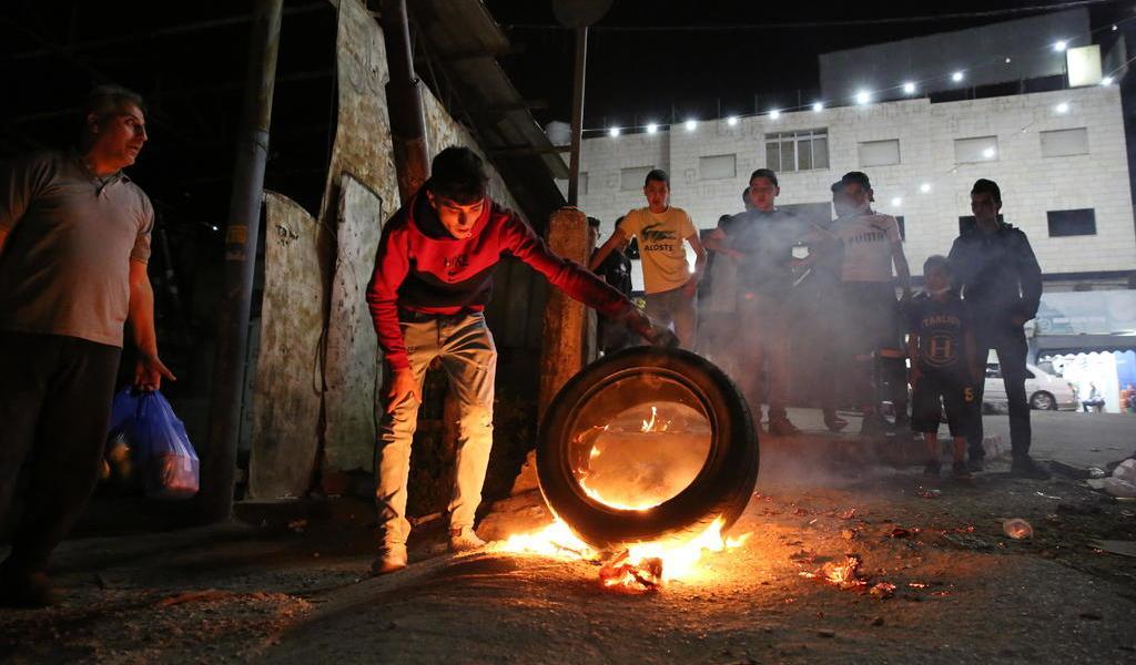 Declaran estado de emergencia en la ciudad árabe-israelí de Lod  por protestas palestinas