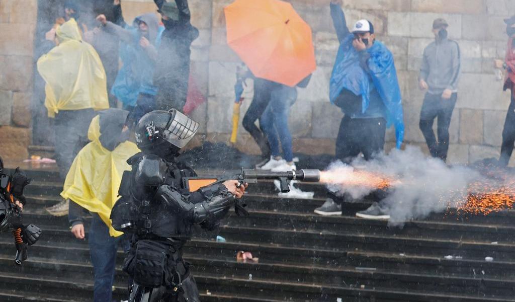 Represión en Colombia ha dejado 42 muertos; reportan más de 160 desaparecidos