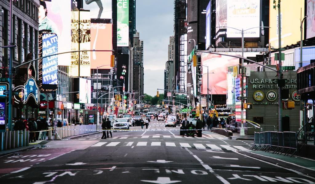 Sospechoso del tiroteo en Times Square es detenido en Florida